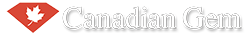 Canadian Gem Logo